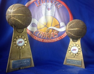 Cobras 3rd devision champions - 2011/12